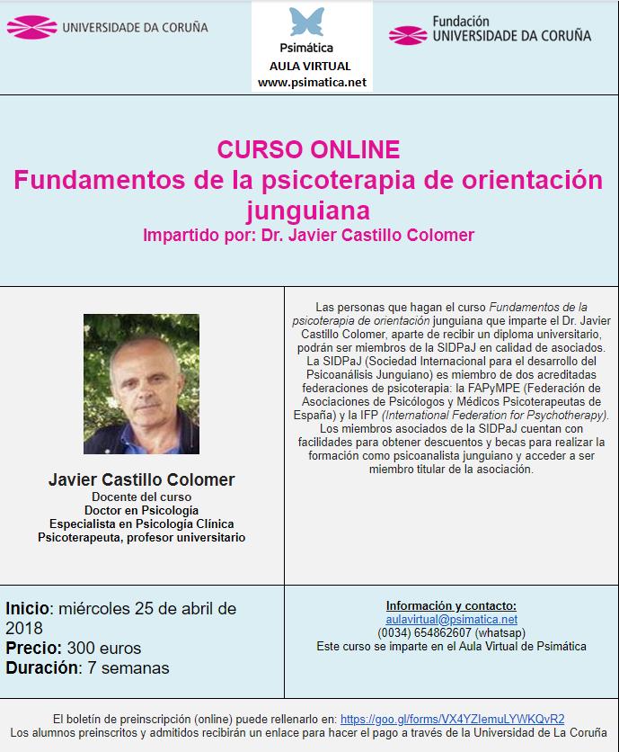Curso acreditado por La Universidade Da Coruña y Fundación Universidade da Coruña