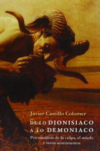 Libro de lo Dionisiaco a lo Demoniaco