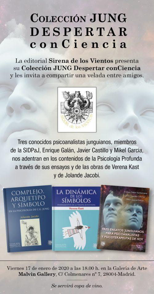 Presentación Colección JUNG despertar conCiencia