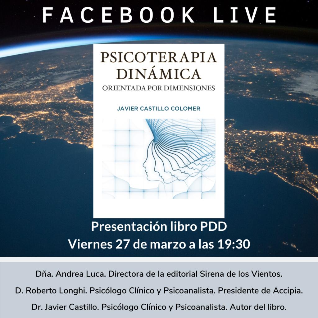 FACEBOOK LIVE PDD MADRID